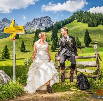 Heiraten in Filzmoos - Oberhofalm