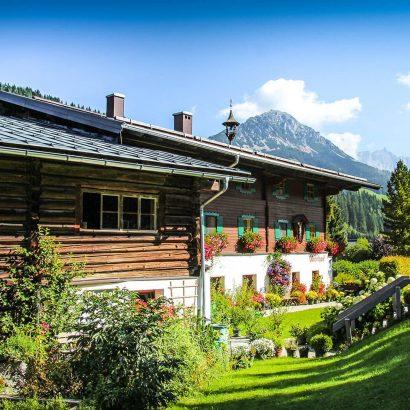 Appartement in Filzmoos - Oberhofgut Fam. Bliem