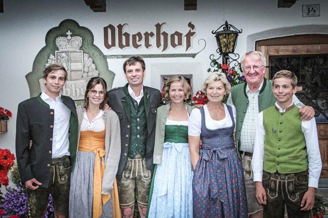 Familie Bliem - Oberhofgut & Oberhofalm Filzmoos